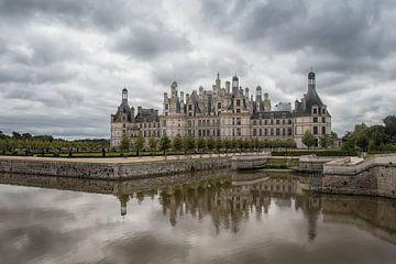 Chateau de Chambord van Jan de Jong