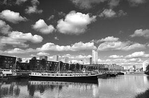 Rotterdam Vuurplaat haven van