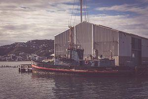 Kotter (Boot) in de Haven