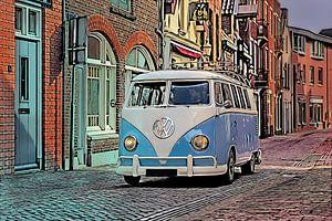 Volkswagen T1 busje