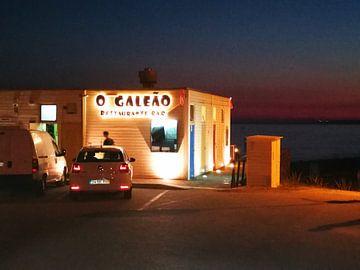 Praia Algarve by night sur Marc Struik