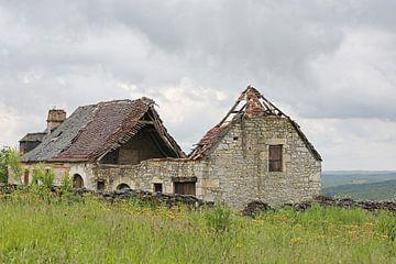 Ruïne Frankrijk 3 sur Wybrich Warns