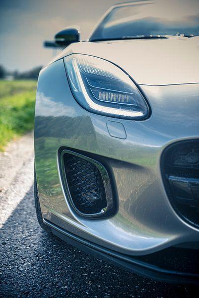 Jaguar F-Type van Sytse Dijkstra