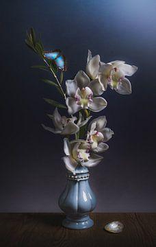 Flower Still Life III van Sandra H6