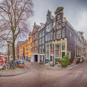 Brouwersgracht Amsterdam von Peter Bartelings