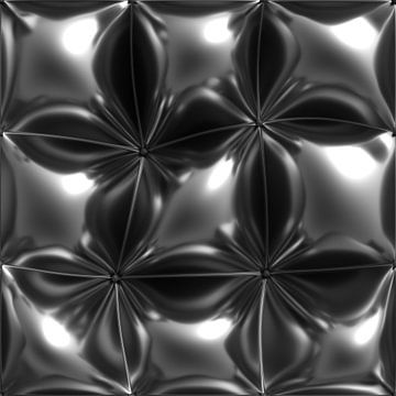 Chrome Wrap Bumps van Jörg Hausmann