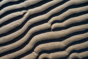 Sandmuster von Samantha van Leeuwen