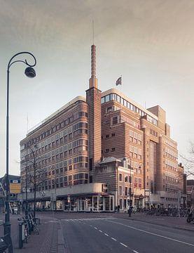 Haarlem: V&D sur Olaf Kramer