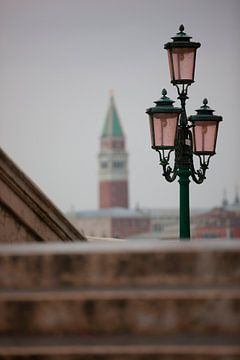 Venezianische Lampe von Andreas Müller