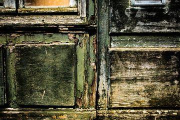 De oude deur van Mark Isarin | Fotografie