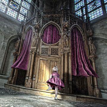 confession von Juliën van de Hoef