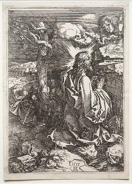 Christus op de Olijfberg, Albrecht Dürer van De Canon