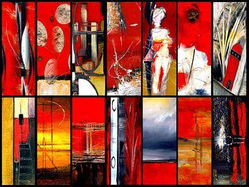 Collage - ROT van Katarina Niksic