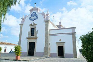Die Kirche Sao Lourenco de Matos von Deborah Zannini