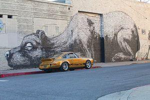 Eric Williams Porsche 911 RS-Klon