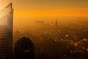 Den Haag van bovenaf van gaps photography