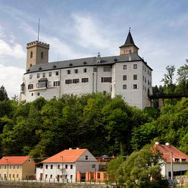 Kasteel in Tsjechië van Rijk van de Kaa
