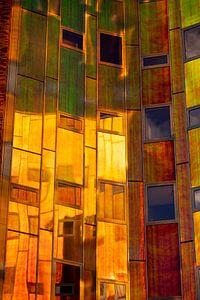 Skyline von Deventer 2 von E.H. Efek