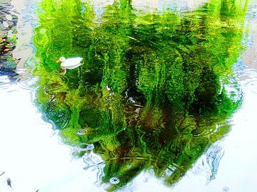 Urban Reflections 90 van MoArt (Maurice Heuts)