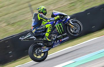 Valentino Rossi #46 Yamaha Team