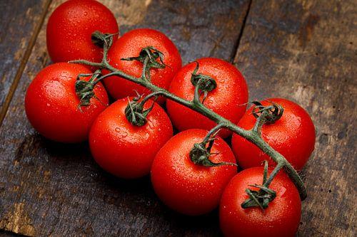 Tomaten op Hout