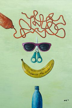 Banana von Kris Stuurop