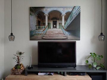 Kundenfoto: Majestätisch Beelitz Heilstätten von Truus Nijland