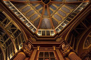 Plafond Leadenhall market van Douwe van Willigen