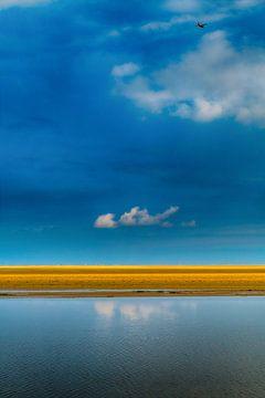 Vliehors - Vlieland von Jan Bensliman