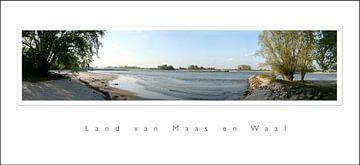 Land van Maas en Waal van Karin Hendriks Fotografie