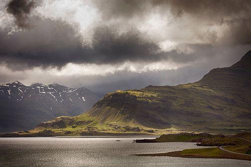 Noord IJsland van