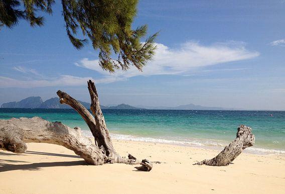 Koh Kradan Thailand van  Pünktchenpünktchen Kommastrich