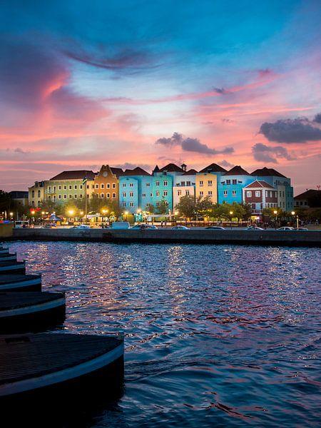 Otrobanda, Willemstad Curacao van Keesnan Dogger Fotografie