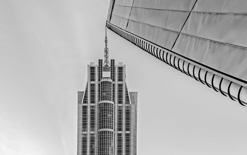 L'architecture de l'amour à Rotterdam sur MS Fotografie | Marc van der Stelt