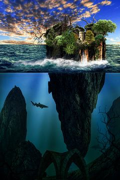 Die Insel van Franz Nagler