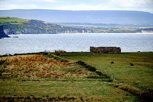 Langs de kust van Noord-Ierland