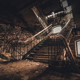 De vergeten trap van Joris Pannemans