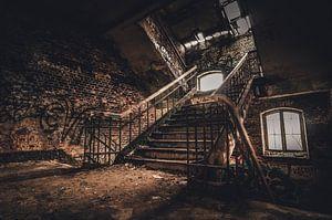 De vergeten trap van