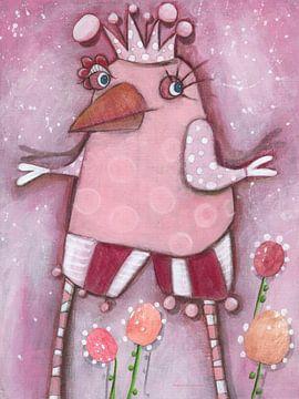 Priscilla Pink von Atelier BuntePunkt
