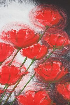 Himmlische Blütenpracht Nr.2 von Susanne A. Pasquay