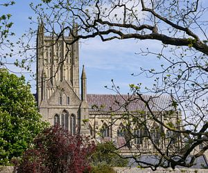 Kathedrale St.Andrew in Wells England