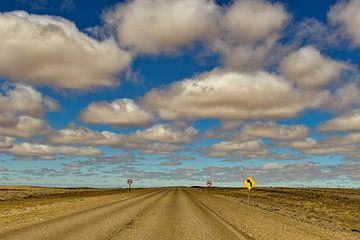 Eindeloze uitgestrektheid van Patagonië van Christian Peters
