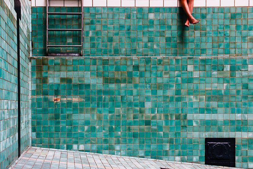 No Swimming Today van Laura Vink