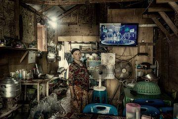 Koh Phi Phi Phi, Küche von Keesnan Dogger Fotografie