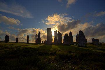 Callanish Standing stones van Arnold van Rooij