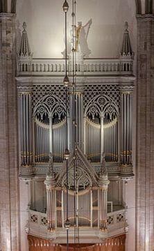 Bätz-orgel, Domkerk Utrecht van Rossum-Fotografie