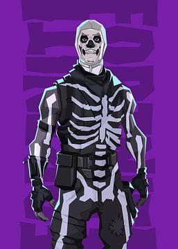 Skulltrooper van Nikita Abakumov