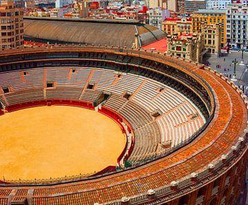 Plaza de Toros de Valencia van Yevgen Belich