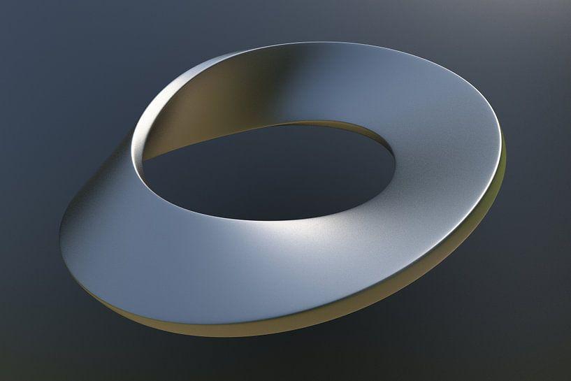 Mobius ring van Chrisjan Peterse