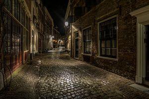 Bergstraat in Deventer centrum
